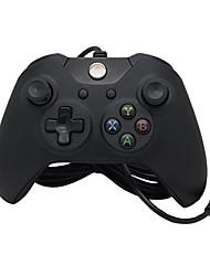 baratos -XBOX ONE Com Fio Controladores de jogos Para Um Xbox Controladores de jogos ABS 1pcs unidade USB 2.0