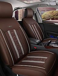 Недорогие -ODEER Подушечки на автокресло Чехлы для сидений Кофейный текстильный / Кожа PU Общий for Универсальный Все года Все модели