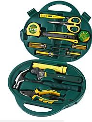 abordables -Plastique& attaches métalliques outils 15pcs