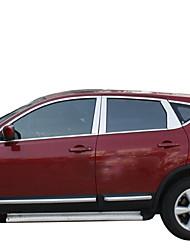 baratos -Prata Adesivos Decorativos para Carro Negócio Guarnição da janela Não Especificado Guarnição da janela