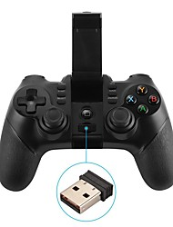cheap -ZM-X6 Wireless Joystick Controller Handle For Android / PC / iOS, Bluetooth Joystick Controller Handle ABS 1pcs unit 100cm