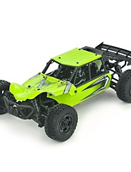 abordables -Coche de radiocontrol  HAIBOXING HAIBOXING 18856 2 Canales 2.4G Buggy (de campo traversa) / 4WD 1:18 Brush Eléctrico 29 km/h KM / H