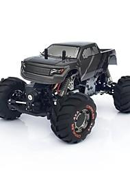 baratos -Carro com CR HAIBOXING HAIBOXING 2098B 2 Canais 2.4G 4WD / Jipe (Fora de Estrada) 1:12 Electrico Escovado 3km/h KM / H