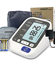 cheap -Factory OEM Blood Pressure Monitor HEM-7136 for Men and Women Power-Off Protection / Pulse Oximeters / Wireless use