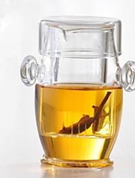 olcso -1db üveg Teáskanna Hőálló ,  7.5*12.5cm
