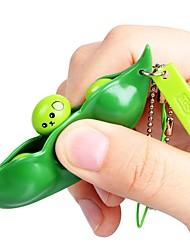 Недорогие -Резиновые игрушки / Устройства для снятия стресса Другое Стресс и тревога помощи / Декомпрессионные игрушки Мягкие пластиковые 1pcs