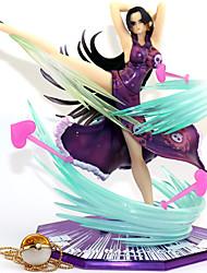 Недорогие -Аниме Фигурки Вдохновлен One Piece Boa Hancock ПВХ 18 cm См Модель игрушки игрушки куклы