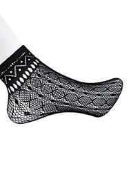 cheap -Women's Thin Socks - Jacquard