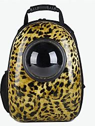 preiswerte -Hunde / Hasen / Katzen Transportbehälter &Rucksäcke Haustiere Träger Tragbar / Wasserdicht / Mini Leopard / Modisch / Zebra