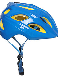 cheap -Kid's Bike Helmet 17 Vents CE Impact Resistant, Light Weight EPS Sports Cycling / Bike / Camping - Fuchsia / Green / Blue