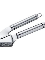 cheap -Kitchen Tools Stainless Steel Press Garlic Garlic Tool 1pc