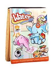 Недорогие -YIJIATOYS Игрушка для рисования / Игрушечные планшеты для рисования / Цветные ручки Rabbit / Праздник / Сказка Живопись / Животные /