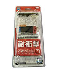 Недорогие -Комплекты игровых аксессуаров Назначение Nintendo Переключатель ,  Новый дизайн Комплекты игровых аксессуаров ПК 1 pcs Ед. изм