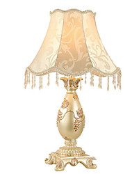 cheap -Rustic / Lodge Decorative Table Lamp For Metal Gold / Silver / Yellow