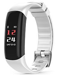 abordables -Bracelet à puce Ecran Tactile / Moniteur de Fréquence Cardiaque / Etanche Podomètre / Moniteur d'Activité / Moniteur de Sommeil Bluetooth