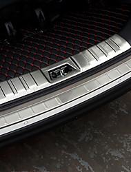 baratos -0.9m Barra do limiar do carro for Mala do carro Combo Comum Aço Inoxidável For CHANGAN Todos os Anos CX70