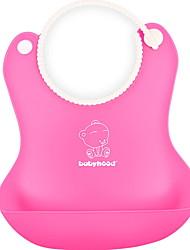 Недорогие -умный мягкий нагрудник удобный водонепроницаемый для малышей и малышей обед обед домашний офис кухня babycare