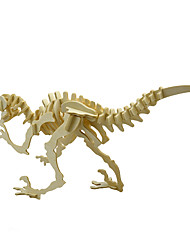 preiswerte -Jurassischer Dinosaurier Cool / Geometrische Muster Hölzern 1pcs Kinder Alles Geschenk