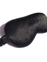 Недорогие -Маска для сна в путешествии Регулируемый размер / Мягкий / Защита от солнца 21*9*2cm Повседневное использование / Путешествия Однотонный