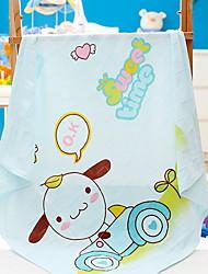 Недорогие -Свежий стиль Банное полотенце, Мультипликация Высшее качество Полиэстер / хлопок Чистый хлопок Полотняное плетение 1pcs