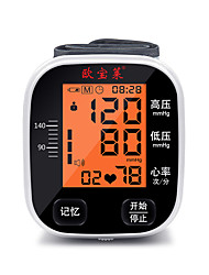 cheap -Factory OEM Blood Pressure Monitor OT-W01B for Men and Women Power-Off Protection / Pulse Oximeters / Wireless use