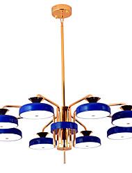 cheap -ZHISHU 8-Light Novelty Chandelier Downlight - Mini Style, 110-120V / 220-240V Bulb Included / 15-20㎡ / LED Integrated