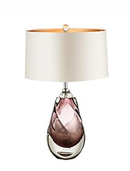 economico -Lampada da tavolo Per Camera da letto / Sala da pranzo Metallo 110-120V / 220-240V