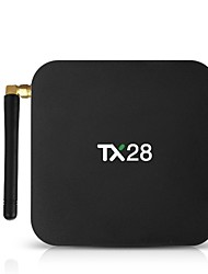 cheap -TX28 Android 7.1 TV Box RK3328 4GB RAM 32GB ROM Dual Core