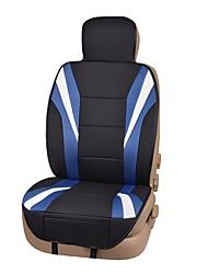 Недорогие -Чехлы на автокресла Подушки для сидений Черный / Красный / Черный / Синий Искусственная кожа Деловые for Универсальный Универсальный
