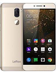 "abordables -LeTV LeRee Le 3 5.5 pulgada "" Smartphone 4G (3GB + 32GB 13 + 13 mp Qualcomm Snapdragon 652 4000 mAh mAh) / 1920*1080 / Doble cámara"
