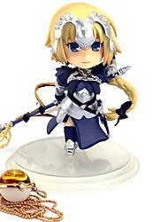 economico -Figure Anime Azione Ispirato da Fato / Grande Ordine Jeanne d'Arc PVC 10 cm CM Giocattoli di modello Bambola giocattolo