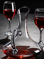 cheap -Bar & Wine Tool Glasses, Wine Accessories High Quality Creative for Barware Simple 3pcs