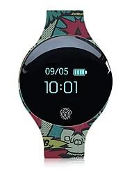 economico -Intelligente Guarda TLW08 per Android Bluetooth Impermeabile Misurazione della pressione sanguigna Schermo touch Calorie bruciate Registro delle attività Timer Cronometro Pedometro Localizzatore di