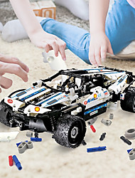 baratos -Carro com CR 5 In 1 RC Car 2.4G Off Road Car / Carro de Corrida 1:12 35 km/h
