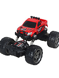 abordables -Coche de radiocontrol  80803 4 Canales 2.4G Escalada de coches / Off Road Car / Drift Car 1:18 Brushless Eléctrico 30 km/h KM / H