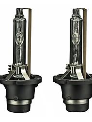 Недорогие -1 пара подходит для corolla previa reiz наземный крейсер xc-5 лампа дальнего света фара дальнего света d4s ксеноновая фара