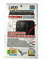 Недорогие -Защитные пленки Назначение Nintendo DS Защитные пленки PP 1 pcs Ед. изм