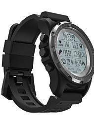 Недорогие -S966 SmartWatch BT Фитнес-трекер Поддержка уведомлять / монитор сердечного ритма Встроенный GPS Спорт на открытом воздухе смарт-часы для телефонов Samsung / Iphone / Android