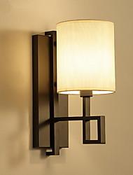 preiswerte -Cool Modern / Zeitgenössisch Wandlampen Schlafzimmer / B¨¹ro Metall Wandleuchte 220-240V 40 W