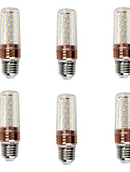 cheap -6pcs 16 W 1200 lm E26 / E27 LED Corn Lights T 84 LED Beads SMD 2835 New Design / Decorative Warm White / Cold White 220 V