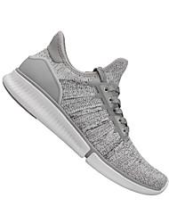 billiga Sport och friluftsliv-Xiaomi Herr Sneakers Gummi Motion & Fitness / Löpning Lättvikt, Andningsfunktion Tyll Svart / Blå / Grå