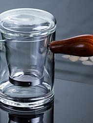baratos -vidro Heatproof 1pç Xícaras de Chá