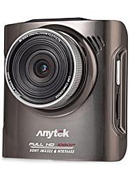 Недорогие -Anytek A3 1080p Ночное видение Автомобильный видеорегистратор 170° Широкий угол 2.4 дюймовый Капюшон с G-Sensor Автомобильный рекордер