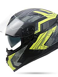 Недорогие -YOHE YH-967 Интеграл Взрослые Универсальные Мотоциклистам Дышащий / Дезодорант / Анти-пот