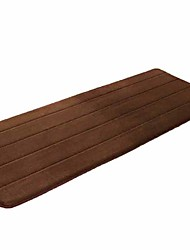 baratos -1pç Modern Tapetes Anti-Derrapantes Malha de Poliéster Extensível 75g / m2 Geométrica Retângular Banheiro Non-Slip