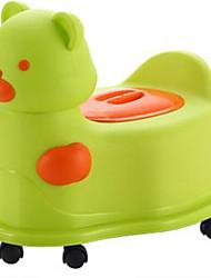 Недорогие -Сиденье для унитаза Для детей / с щетка для очистки Современный PP / ABS + PC 1шт Аксессуары для туалета / Украшение ванной комнаты