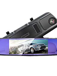 economico -Anytek T77 1080p Visione notturna / Dual Lens Automobile DVR 170 Gradi Angolo ampio 7 pollice IPS Dash Cam con G-Sensor Registratore per