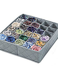 cheap -Non-woven Rectangle Cute / Creative / Adorable Home Organization, 1pc Storage Boxes / Storage Units / Closet Organizers