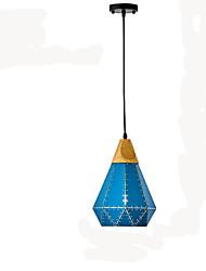 Недорогие -шишка Подвесные лампы Потолочный светильник Окрашенные отделки Металл 110-120Вольт / 220-240Вольт Лампочки не включены / VDE / E26 / E27