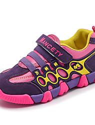 abordables -Garçon Chaussures Tulle Printemps été Confort / Semelles Légères Chaussures d'Athlétisme Course à Pied / Marche pour Enfants Noir /